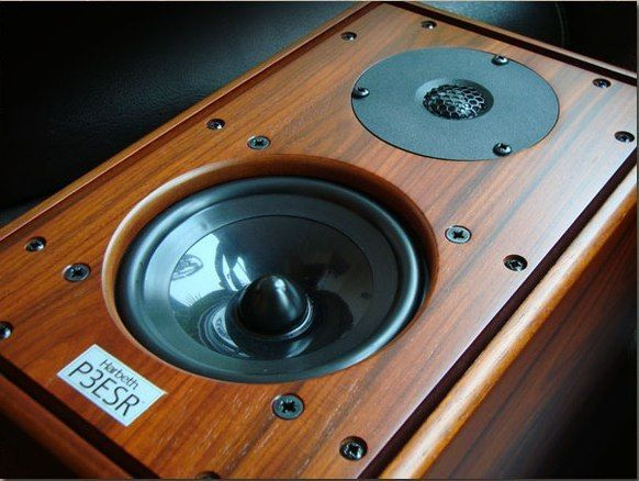Harbeth speakers